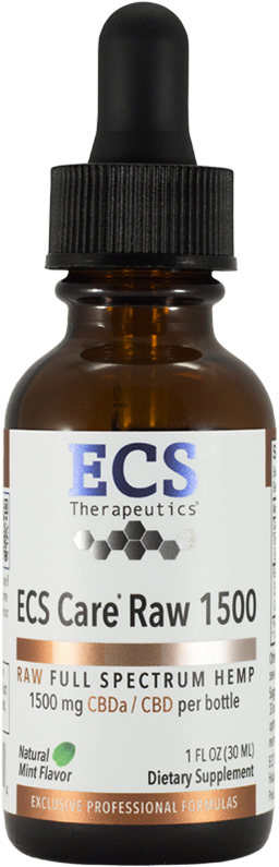 ECS Care® RAW 1500 Liquid (Mint)